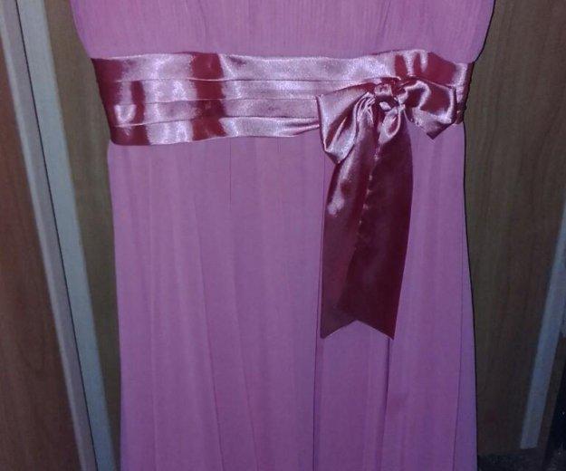 Платье вечернее 44-46 размер. Фото 1. Иваново.