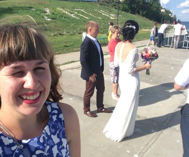 Свадебное платье. Фото 3. Иваново.