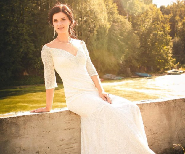 Свадебное платье. Фото 4. Иваново.