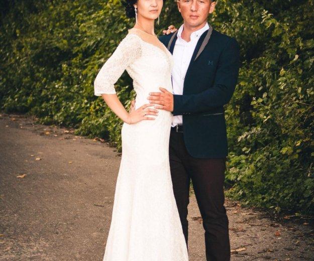 Свадебное платье. Фото 2. Иваново.