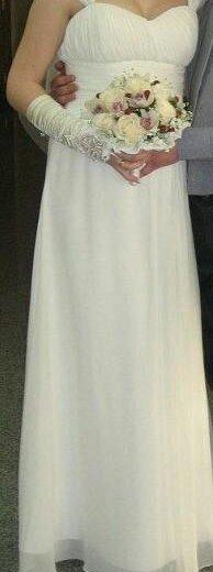 Свадебное платье. Фото 1. Старый Оскол.