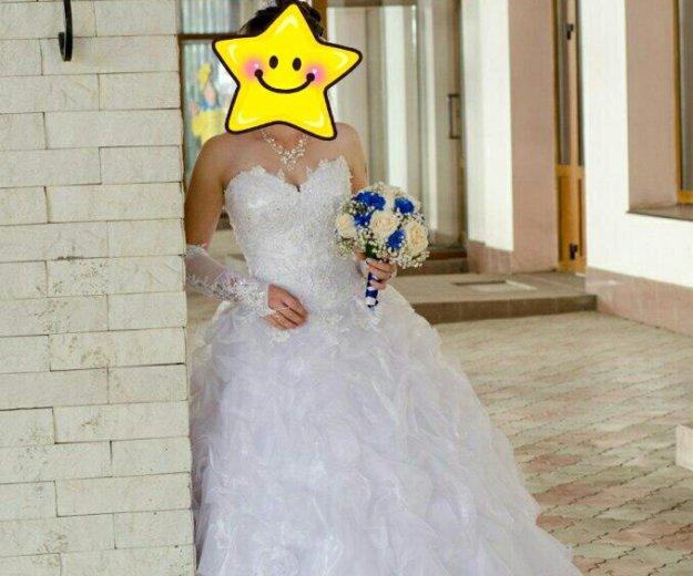 Свадебное платье. Фото 3. Тольятти.