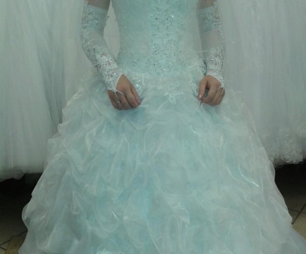 Свадебное платье. Фото 4. Тольятти.