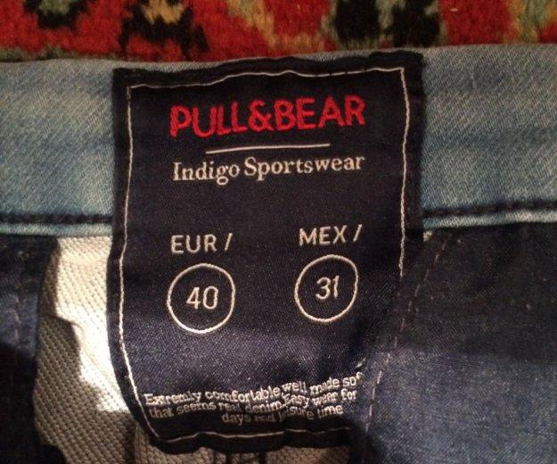 Джоггеры pull & bear. Фото 2. Королев.