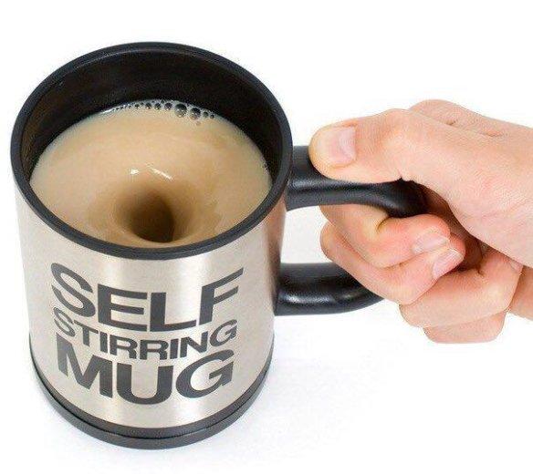 Кружка-мешалка. self mug. Фото 2. Иркутск.