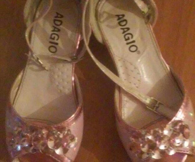 Туфли для девочки. Фото 1. Подольск.