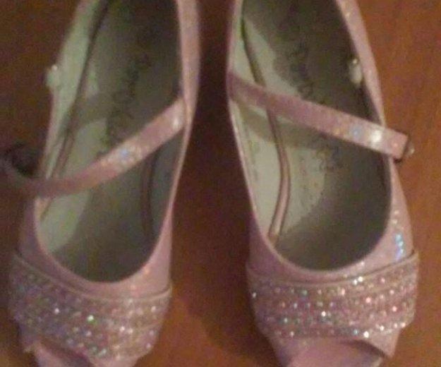 Туфли для девочки. Фото 2. Подольск.