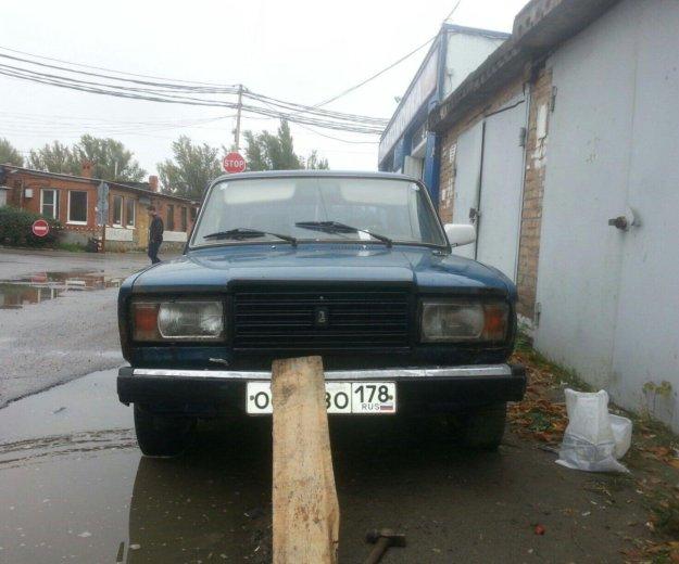 Ваз 2107. Фото 1. Ростов-на-Дону.