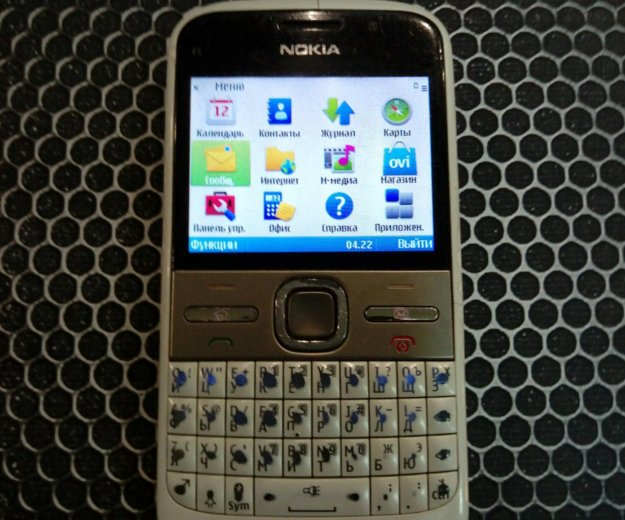 Nokia e5. Фото 1. Нижний Новгород.