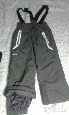 Зимние штаны для сноуборда wedze декатлон. Фото 3. Одинцово.