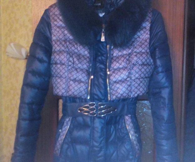 Пальто зимнее. Фото 1. Прокопьевск.