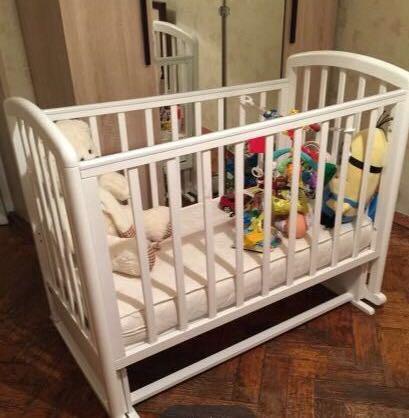 """Детская кроватка """"фея"""". Фото 1. Москва."""
