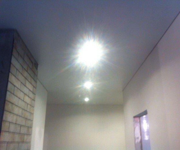 Классический белый потолок. Фото 1. Люберцы.