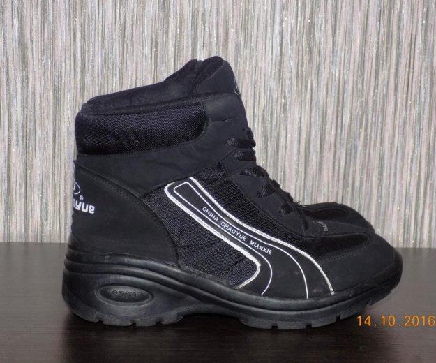Зимние кроссовки. Фото 1. Копейск.