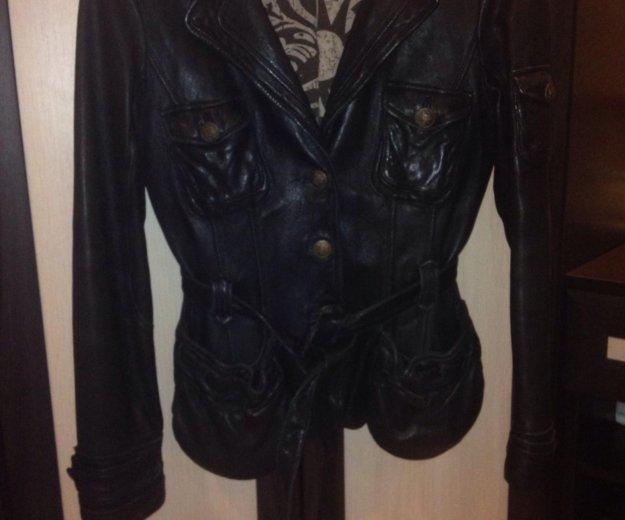 Кожаный пиджак. Фото 1. Новочеркасск.