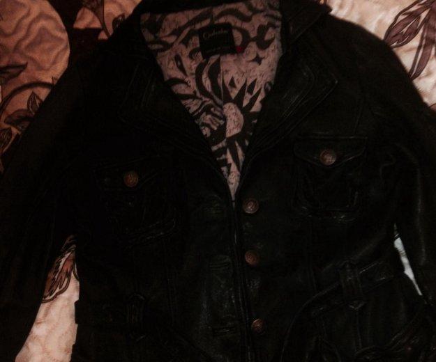 Кожаный пиджак. Фото 2. Новочеркасск.
