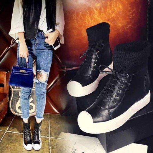 Хайтопы, ботинки, кеды высокие, новые,36-41. Фото 1. Москва.