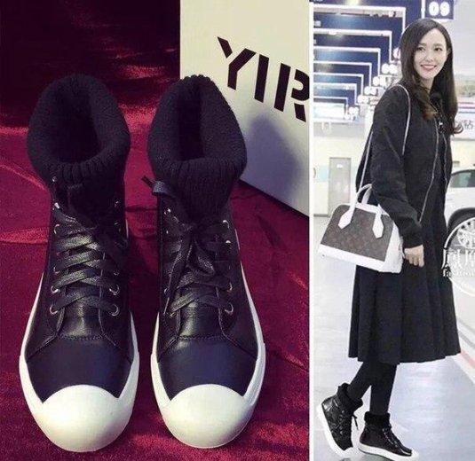 Хайтопы, ботинки, кеды высокие, новые,36-41. Фото 2. Москва.
