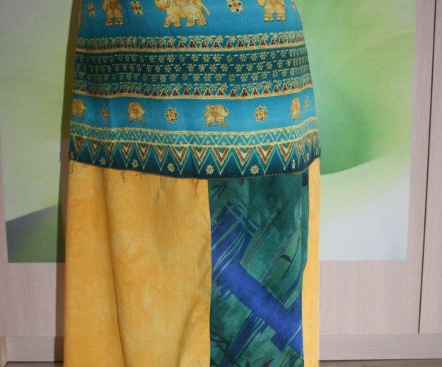 Индийская юбка. Фото 2. Геленджик.