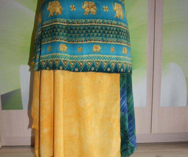 Индийская юбка. Фото 3. Геленджик.