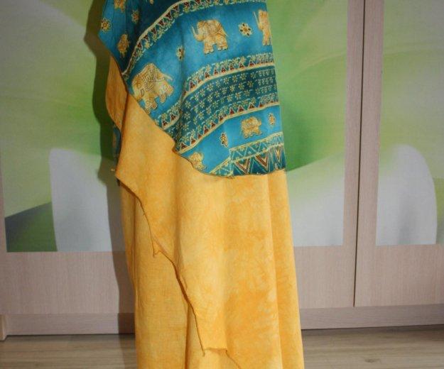 Индийская юбка. Фото 4. Геленджик.