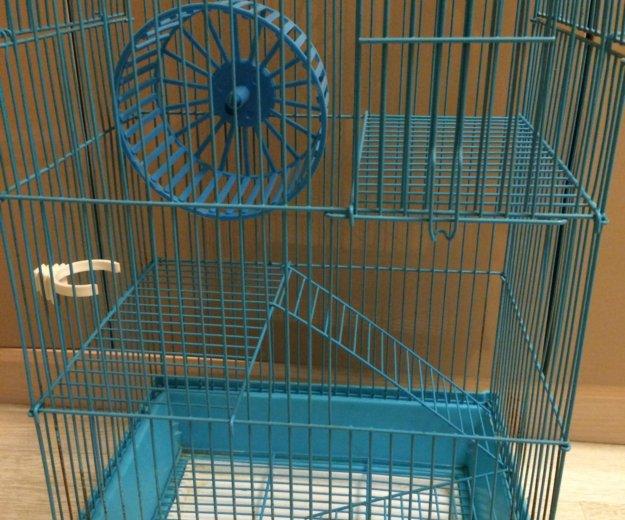 Клетка для грызунов. Фото 4.