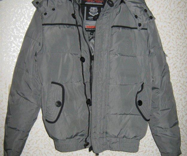 Зимняя куртка. Фото 1. Зеленоград.