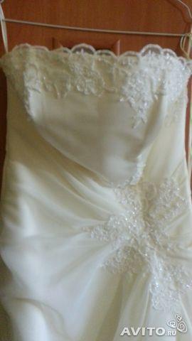 Свадебные платье. Фото 2. Пермь.