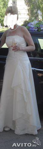 Свадебные платье. Фото 3. Пермь.