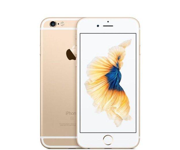 Iphone 6s gold 64gb. Фото 1.