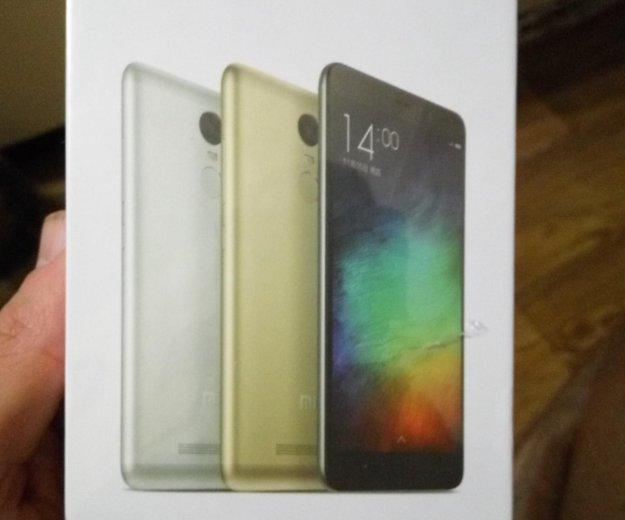 Xiaomi redmi note3 3gb 32gb. Фото 1. Красноярск.