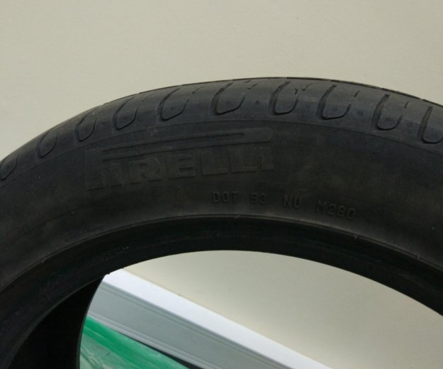 Pirelli cinturato p7 run flat для bmw x1. Фото 2.