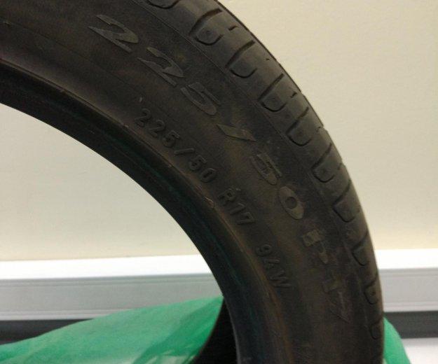 Pirelli cinturato p7 run flat для bmw x1. Фото 3.