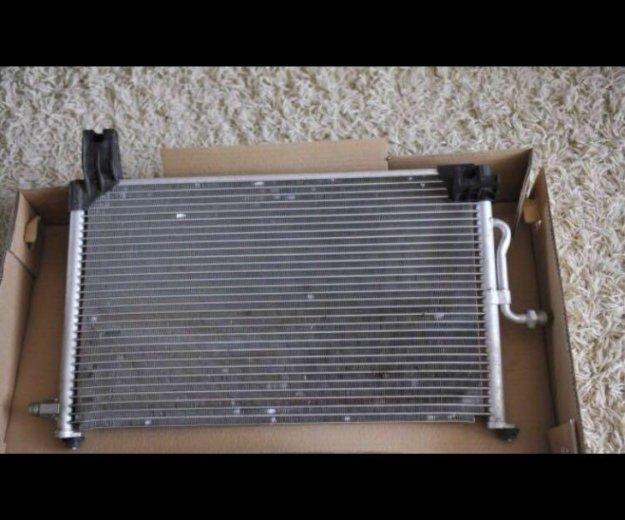 Радиатор кондиционера daewoo matiz(новый). Фото 1. Белгород.