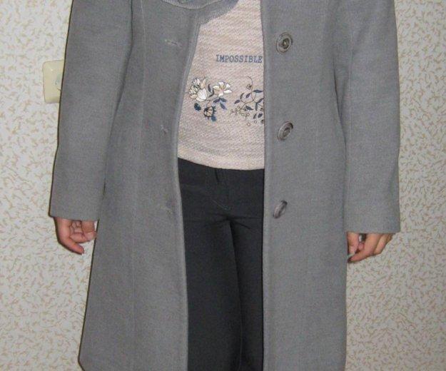 Пальто осеннее. Фото 1. Зеленоград.