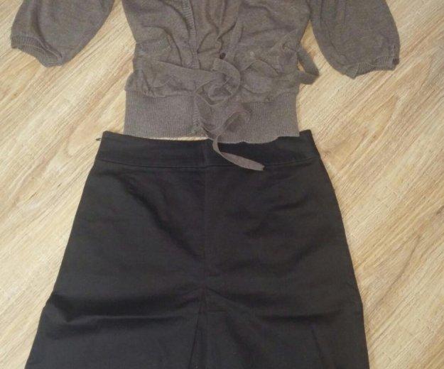 Кофта и юбка. Фото 1. Красногорск.