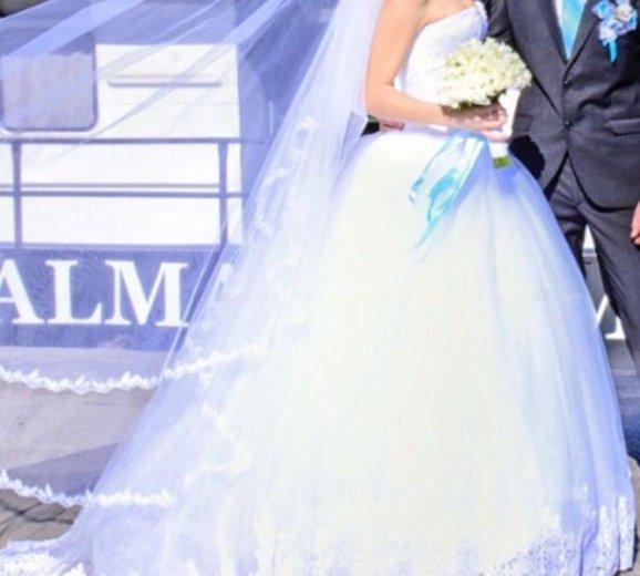 Свадебное платье. Фото 4. Азов.