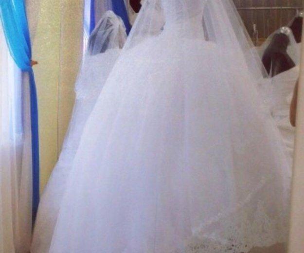 Свадебное платье. Фото 1. Азов.