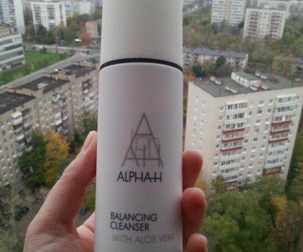 Alpha h молочко для умывания. Фото 1. Москва.