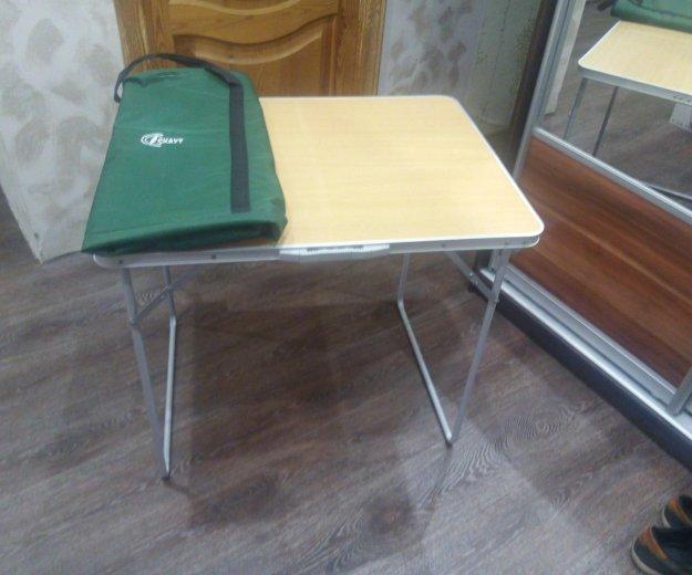 Стол складной. Фото 2. Барнаул.