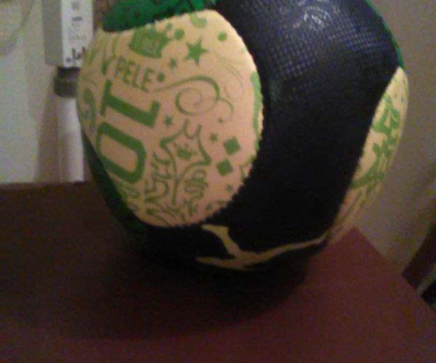 Мяч. Фото 1. Зерноград.