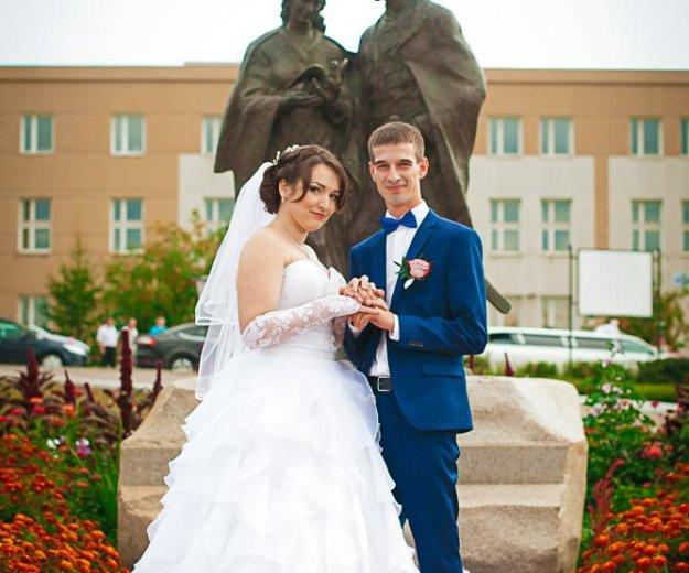 Свадебное платье. Фото 2. Ульяновск.