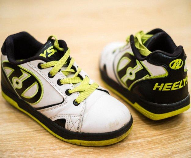 Heelys - легендарные роликовые кроссовки. Фото 1. Санкт-Петербург.