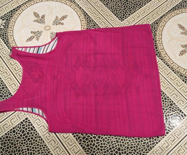 Блузка майка promod франция размер 44. Фото 4. Химки.