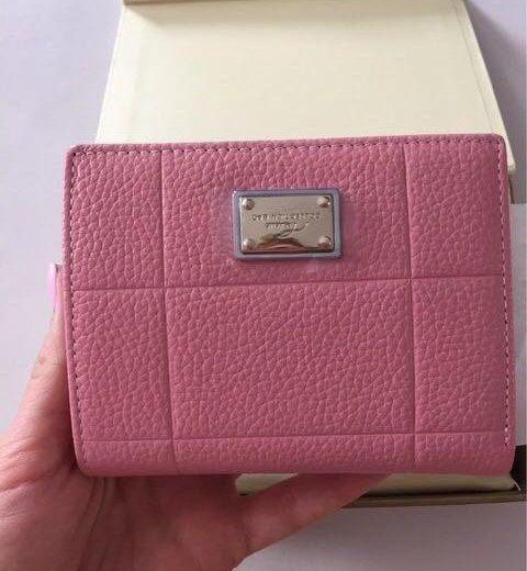 Новый кошелёк 100% нат.кожа. Фото 1. Одинцово.