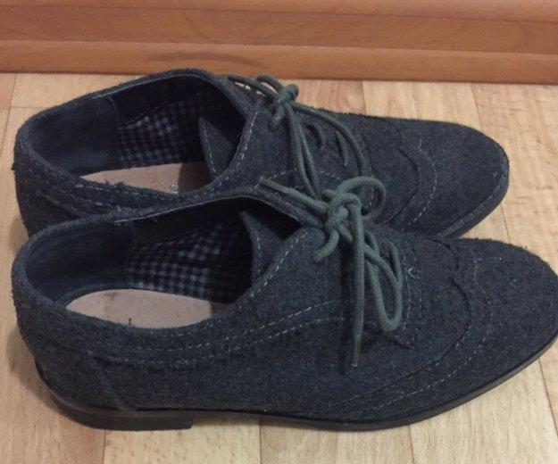 Туфли из войлока. Фото 2. Иркутск.