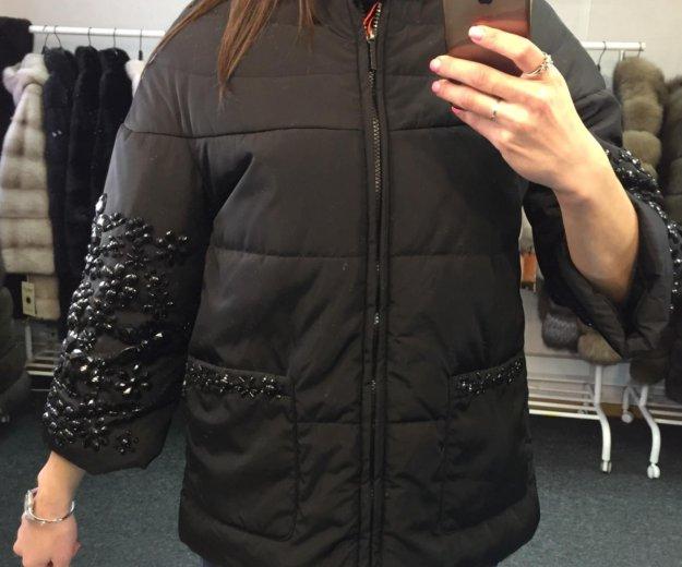 Куртка с отделкой из норки. Фото 4. Санкт-Петербург.