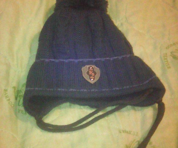 Тёплая шапка ( новая). Фото 1. Развилка.