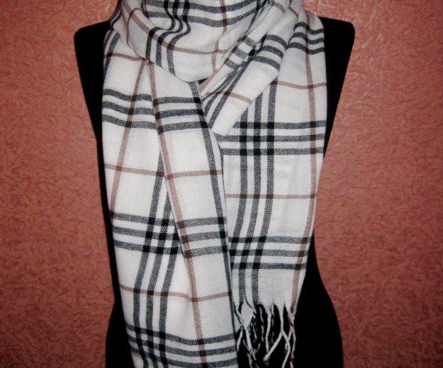 Стильный шарф, италия. Фото 1. Москва.