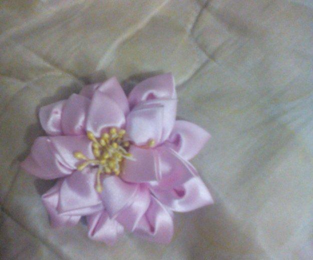 Заколка бантик цветок. Фото 1. Новошахтинск.
